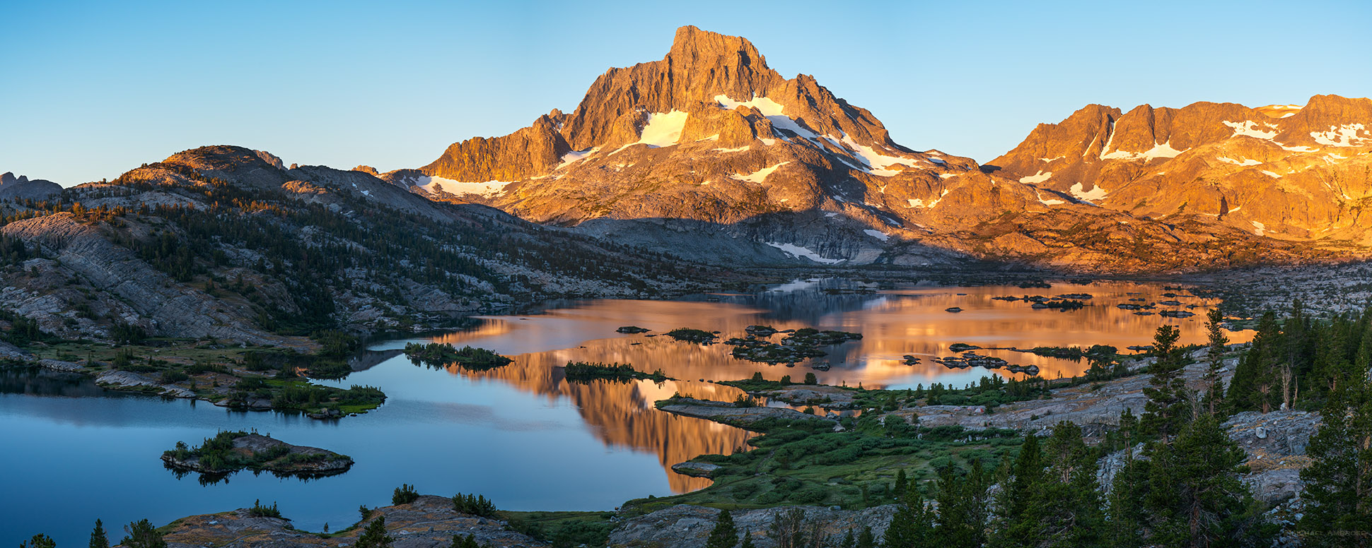 n late July 2020 Kristen and I walked up to Thousand Island Lake in the phenomenal Ansel Adams Wilderness. As we progressed from...